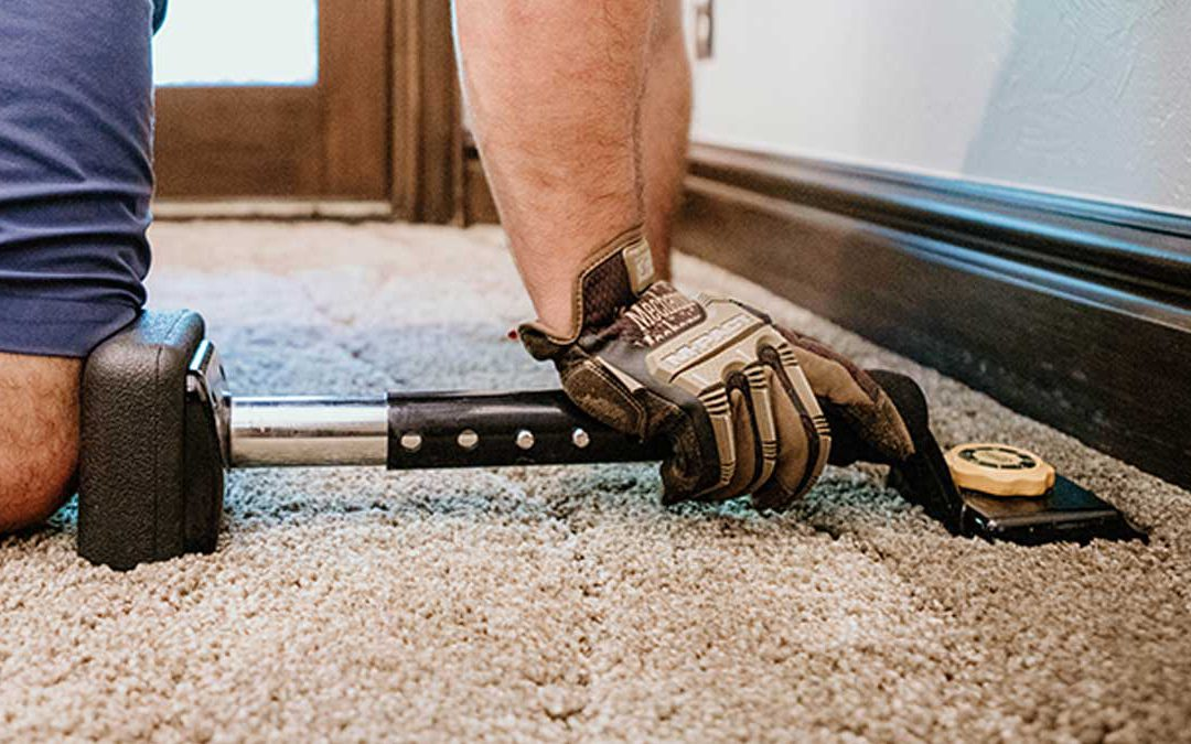 Common Carpet Repairs…Is it Easy to Do-It-Yourself?