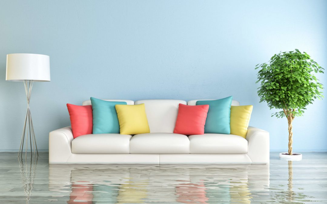 My Living Room is Flooded…Now what?