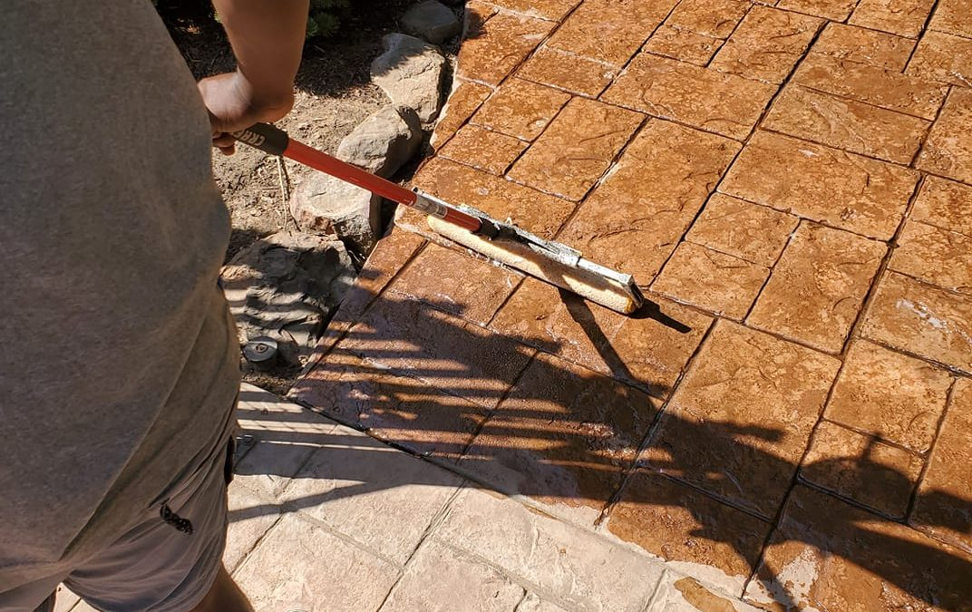 Protectant Coating for Driveways & Garage Floors…What you Need to Know!