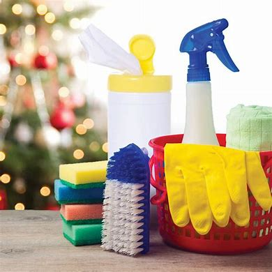 Your Holiday Cleaning Checklist